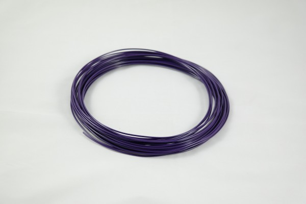 50gr 3DPSP PETG - Solid Purple - 1.75mm - Sample