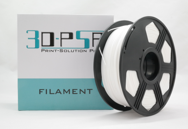 50gr 3DPSP PLA HS Filament - WHITE - 1.75mm - Sample