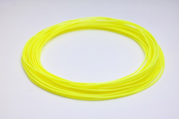 50gr 3DPSP PETG - Solid Yellow - 1.75mm - Sample