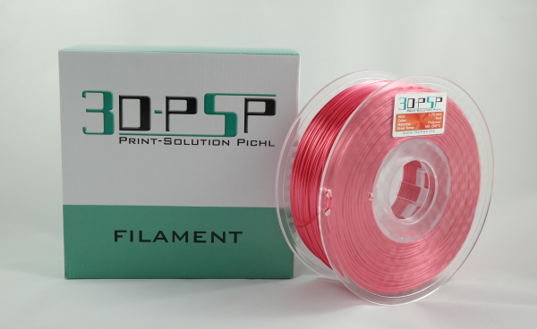 3DPSP Polymer Filament - Red - 1.75mm - 1Kg