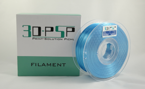 3DPSP Polymer Filament - Blue - 1.75mm - 1Kg
