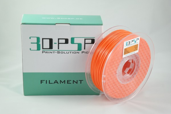 3DPSP PETG Filament - Solid Orange - 1.75mm - 1Kg