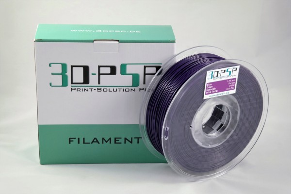 3DPSP PETG Filament - Solid Purple - 1.75mm - 1Kg