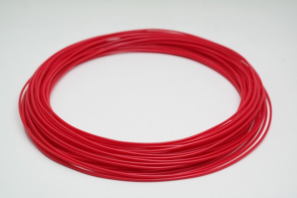 50gr 3DPSP PETG - Solid Red - 1.75mm - Sample