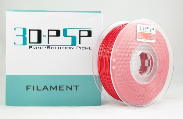 3DPSP PETG Filament - Solid Red - 1.75mm - 1Kg
