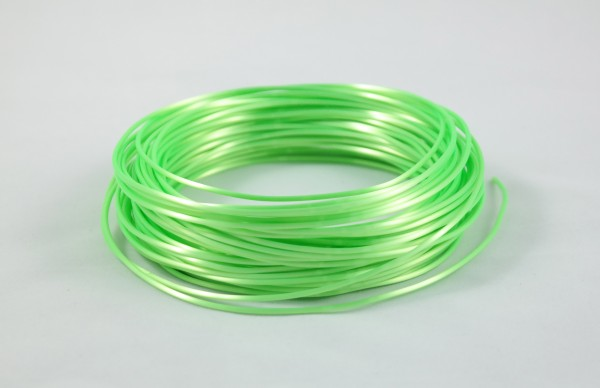 50gr 3DPSP Polymer Filament - Green - 1.75mm - Sample