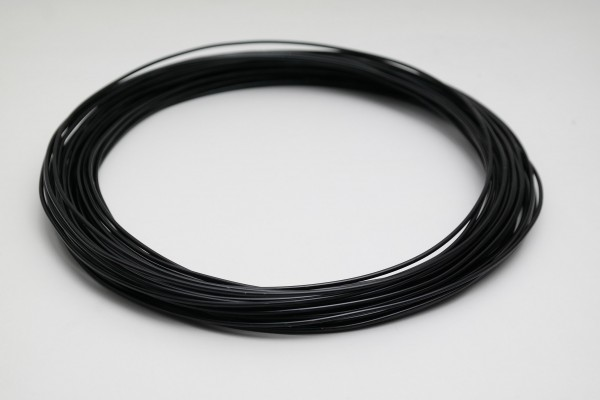 50gr 3DPSP PETG - Solid Black - 2.85mm - Sample