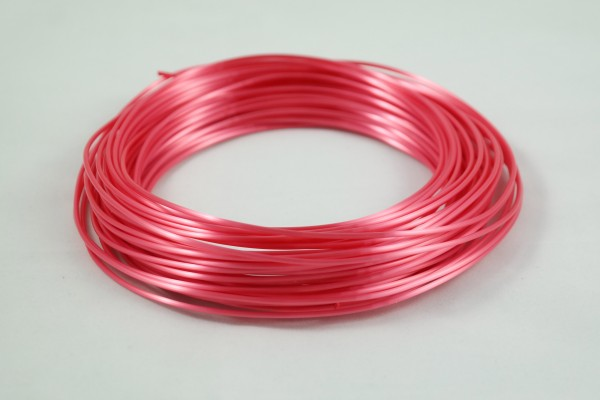 50gr 3DPSP Polymer Filament - Red - 1.75mm - Sample