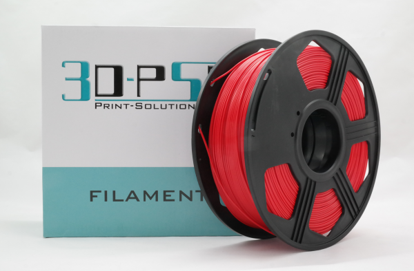 3DPSP PLA HS Filament - RED - 1.75mm