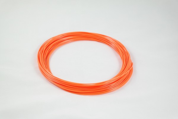 50gr 3DPSP PETG - Solid Orange - 1.75mm - Sample