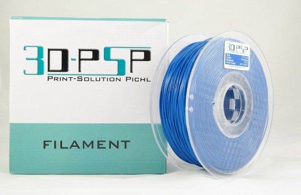 3DPSP PETG Filament - Solid Blue - 1.75mm - 1Kg