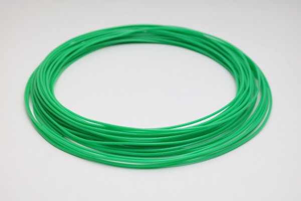 50gr 3DPSP PETG - Solid Green - 1.75mm - Sample
